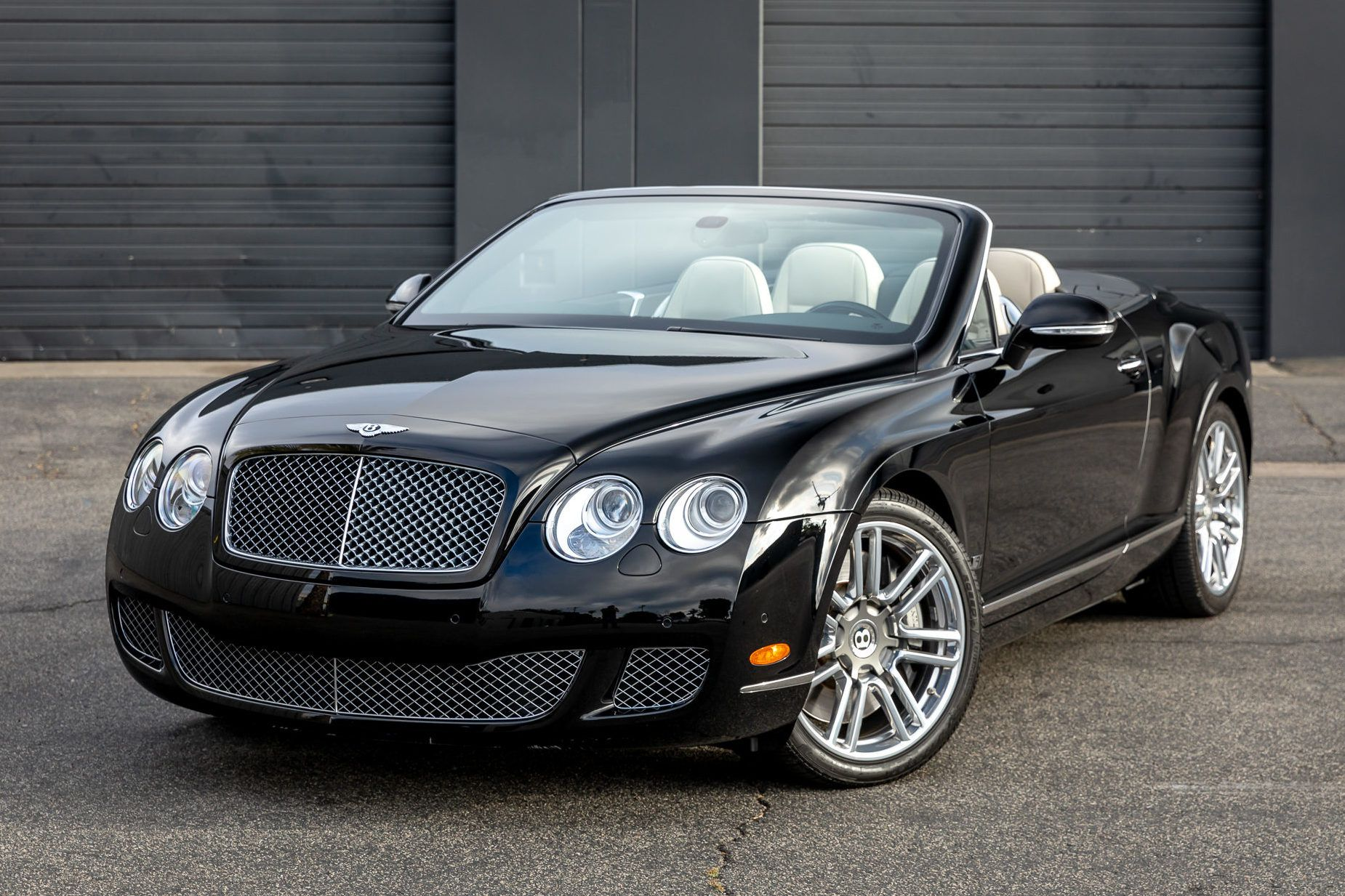 15k Mile 2010 Bentley Continental Gtc Series 51 Bentley Continental Bentley Bentley Emblem