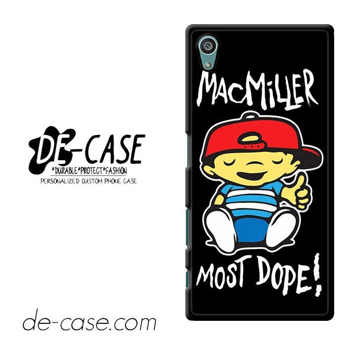 Mac Miller Most Dope DEAL-6756 Sony Phonecase Cover For Xperia Z5