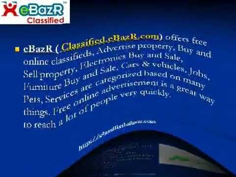 eBazR Classifieds: Free Online Ads   eBazR Classifieds ...