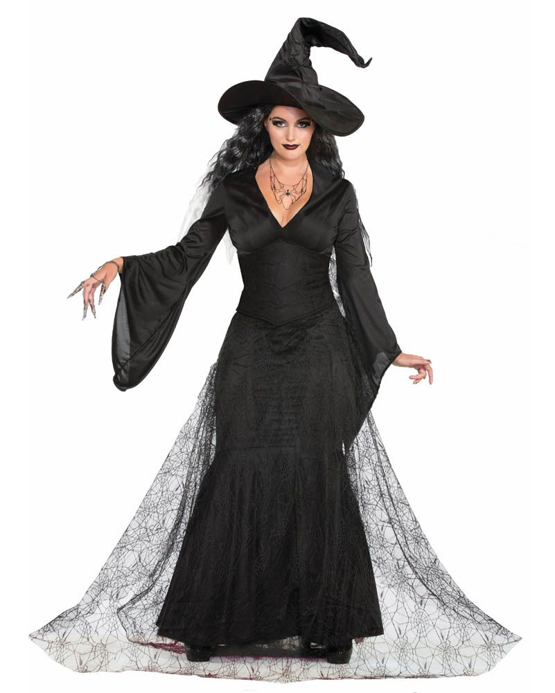 72f9eb2387 Black Mist Witch Womens Costume from Costumebox | Clothes | Adult ...