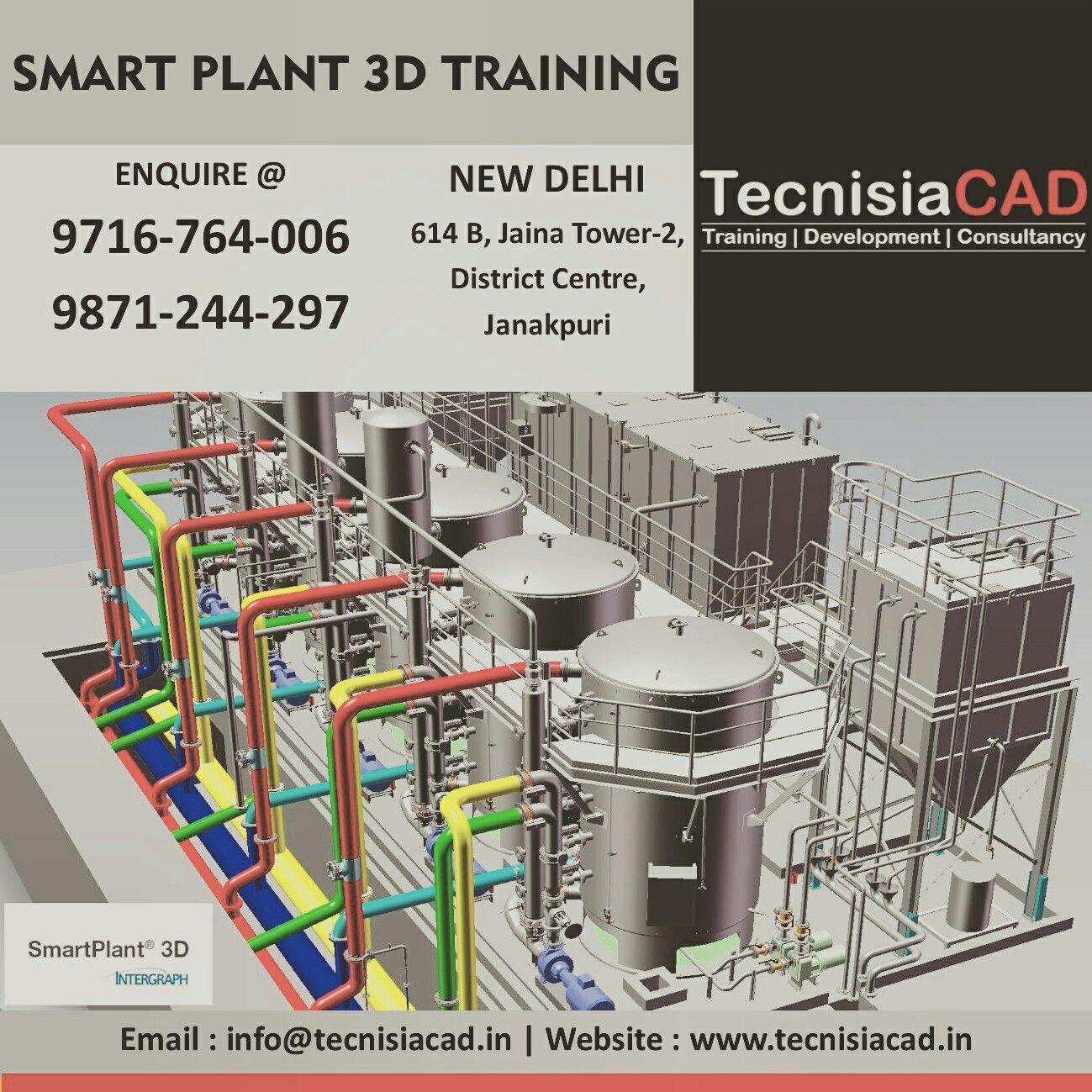 Sp3d  Smartplant3d  Tecnisiacad  Tecnisiacad In