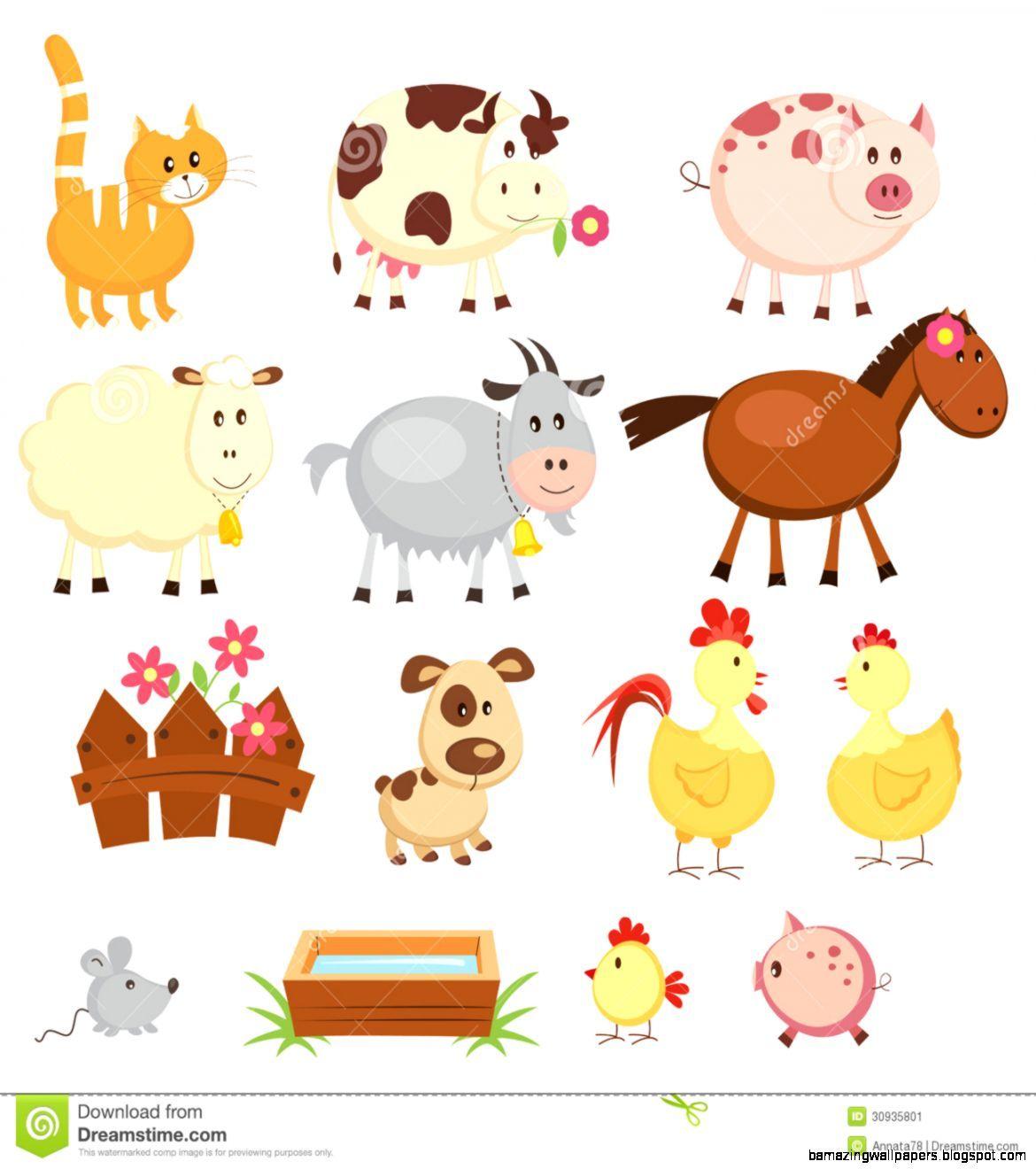 Farm Animals Fox Vector Pesquisa Google Farm Animals Animal Clipart Free Cartoon Animals