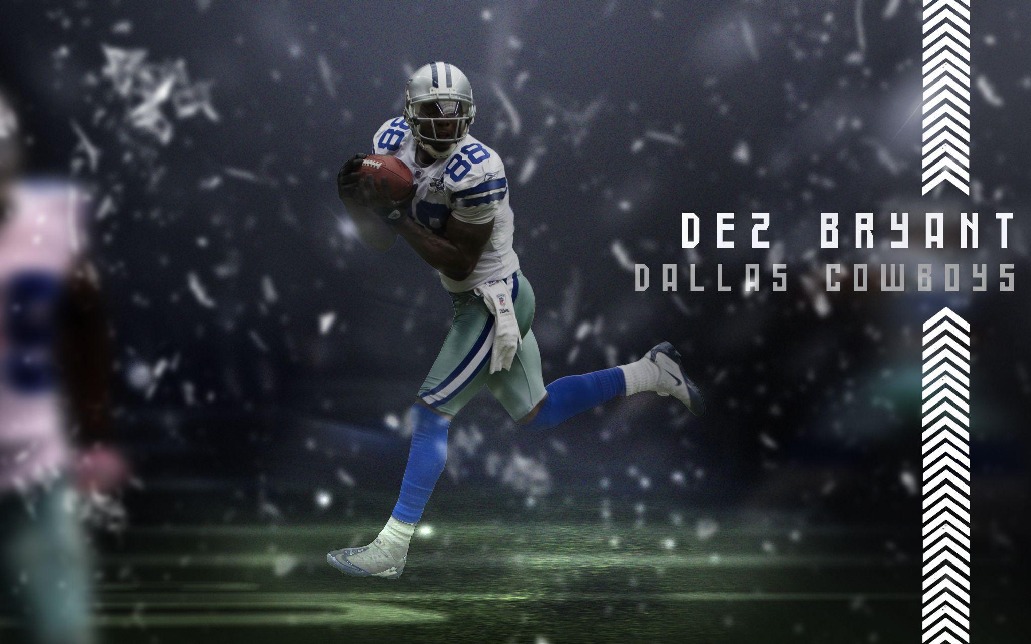 Dez Bryant Wallpaper Wr Dallas Cowboys Nfl Football Wallpaper