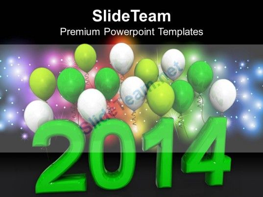 New year 2014 with balloons powerpoint templates ppt backgrounds for new year 2014 with balloons powerpoint templates ppt backgrounds for slides 1113 powerpoint templates toneelgroepblik