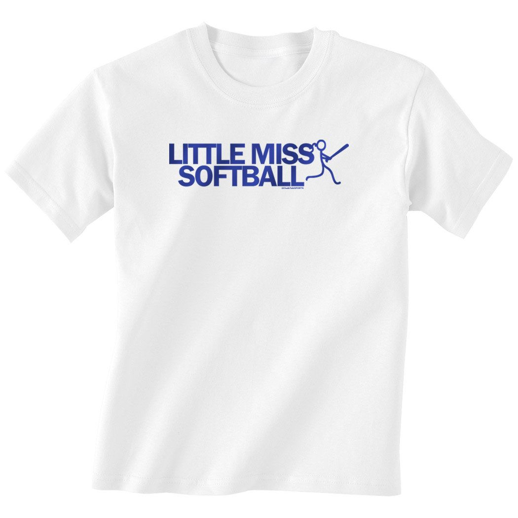 Show off your love for softball in any of our Softball Short Sleeve Tees! They make an awesome softball gift for any softball girl!