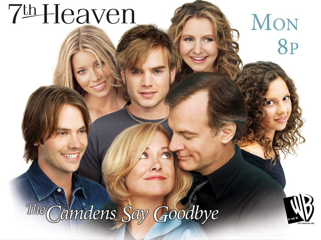 7th heaven 7th heaven tv show pinterest