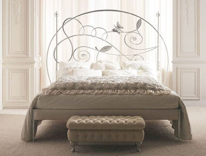 24 Modelos de camas de metal