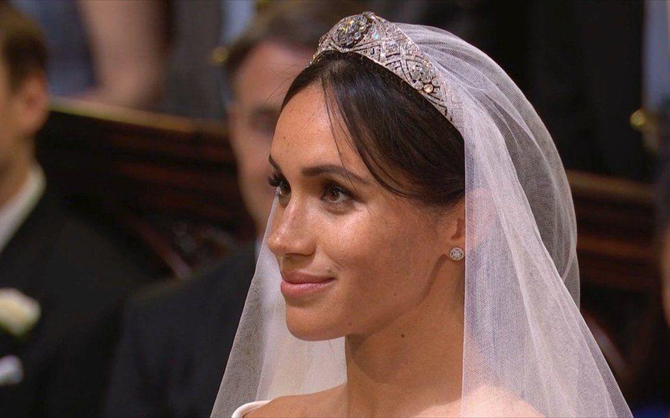 Meghan Markle Meghan Markle A Princ Harry Svatba Roku Royal