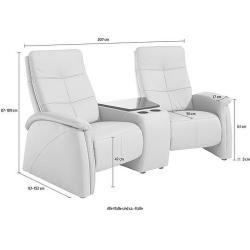 exxpo – Sofamode 2-Sitzer Exxpo von Gala   – Products