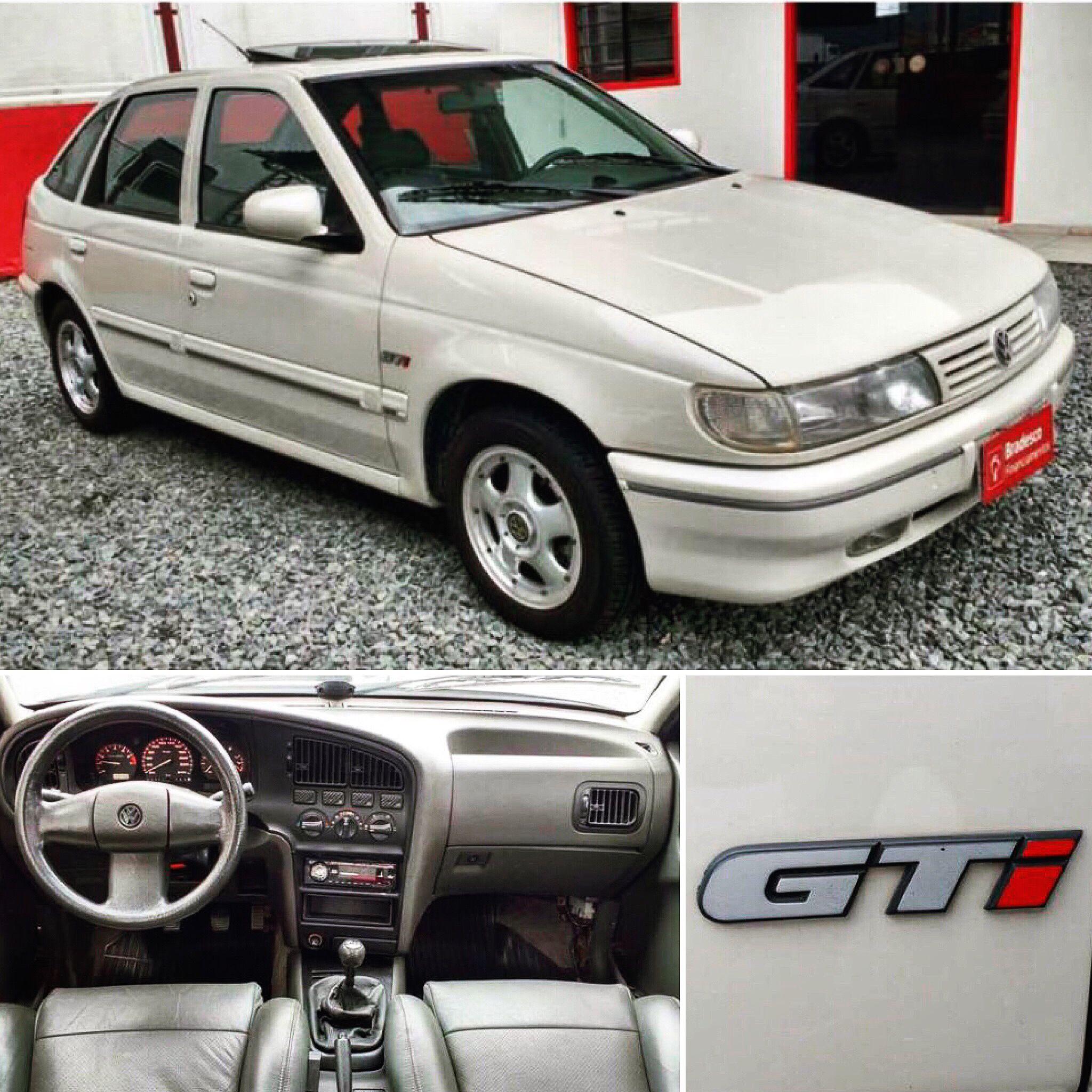 Vw Pointer 2 0 Gti 1995 Volkswagen Carros Vw Sharan