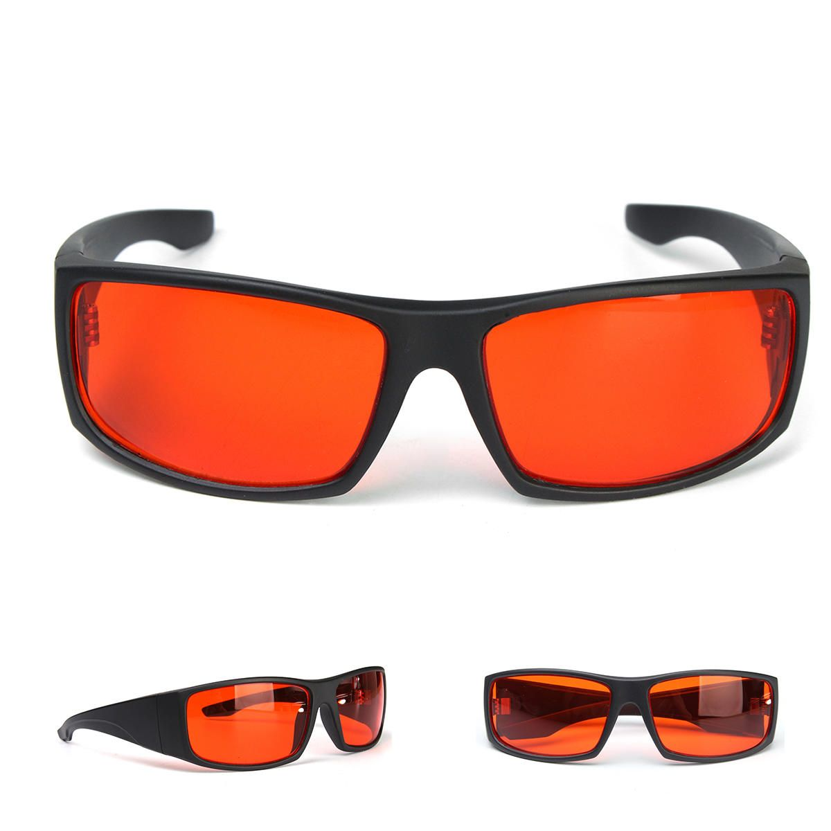 BIKIGHT Colorblindness Corrective Glasses for Red-green Color Blind ...
