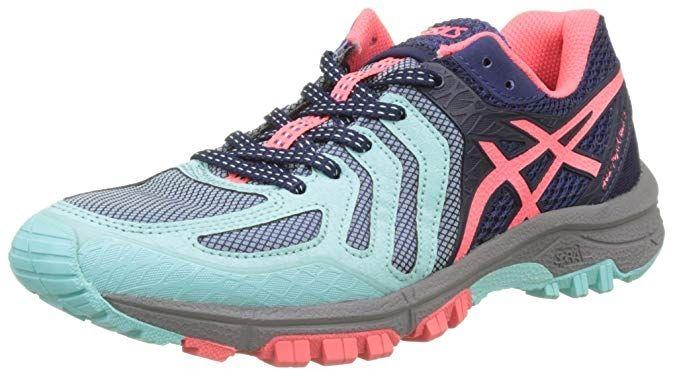 Las 10 Mejores Zapatillas Trail Mujer En 2018 Losmejoreslista Com Trail Running Shoes Asics Sneaker Shoes