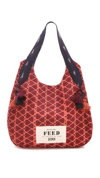 Rachel Roy Limited Edition FEED India Tote Bag | Purses, Handbags