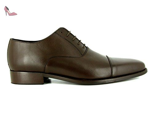 J.BRADFORD Chaussures Mocassins JB-FORMUL Marine - Couleur - Bleu, Taille Chaussures - 45