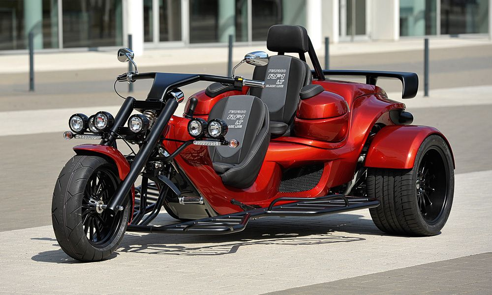 rewaco trike gebrauchte trikes trikevermietung cars. Black Bedroom Furniture Sets. Home Design Ideas