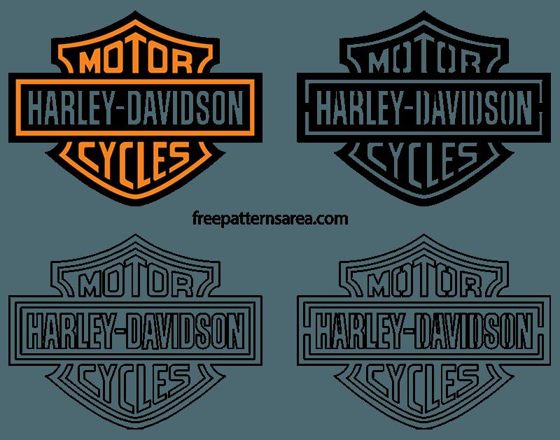 Harley Davidson Logo Stencil Vector In 2020 Harley Davidson Logo Harley Davidson Harley Davidson Signs