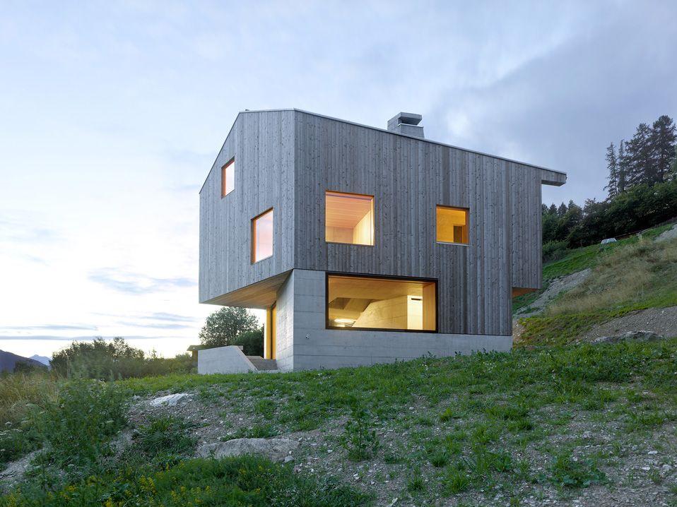 chalet, val du0027hérens Architektur Pinterest Satteldach - einrichtung kleine wohnung tamar rosenberg