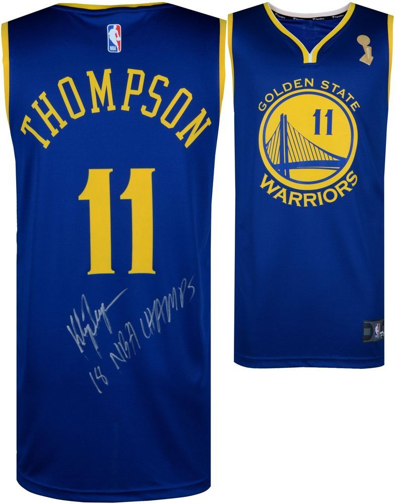 half off 4ad31 5f6ca coupon code klay thompson warriors jersey for sale 75946 f73a1