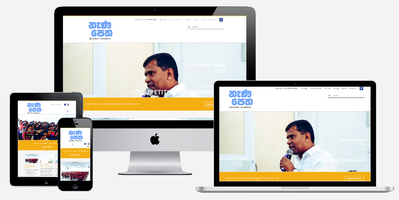 Nenapetha Education Center Cmeck In 2020 Education Center Digital Creative Agency Content Management System