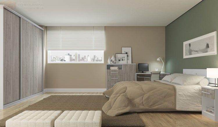 cores para quarto de casal 15 jpg (750×437) Quarto Casal  ~ Cores Para Pintar Um Quarto De Casal