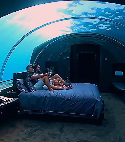 Photo of Maldives Underwater Hotel