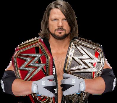 Aj Styles Wwe Universal Champion By Thephenomenalseth Aj Styles Aj Styles Wwe Louis Vuitton Twist Bag