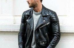 aee015c9b3816 Jaqueta de couro: 20 ideias para usar no look masculino - El Hombre