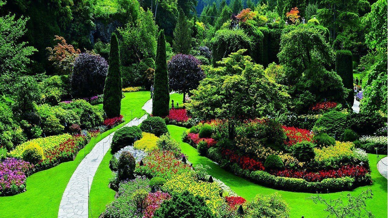 44 most beautiful butchart gardens