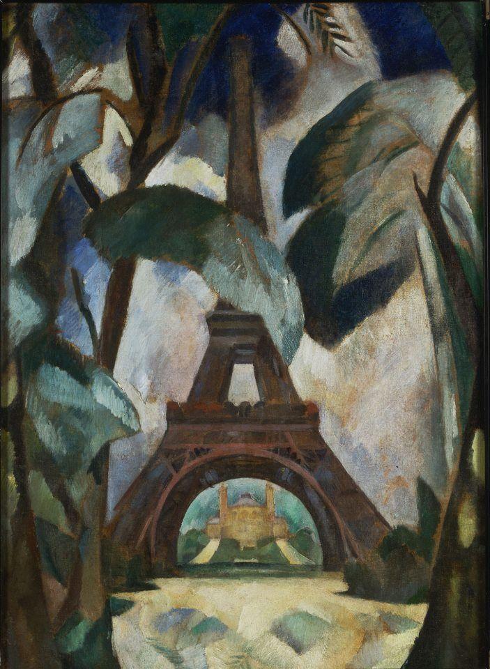 An Analysis on Robert Delaunay's Eiffel Tower Essay Sample