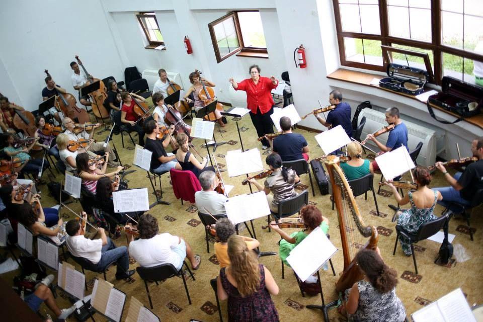 Classics for Pleasure: Everybody's Music 2013: Master Class #jeunessesmusicalesromania #sibiu #jmi