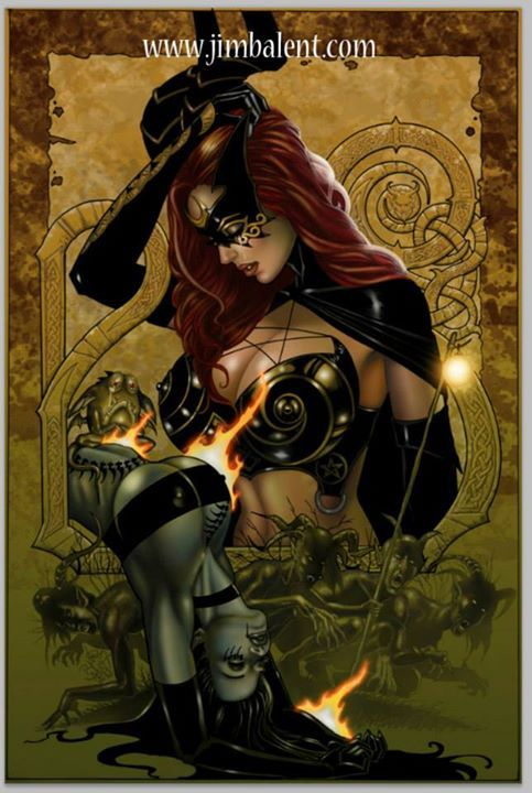 Tarot Superheroes Villains Other Comic Book Characters: TAROT WITCH OF THE BLACK ROSE #83 Cover A