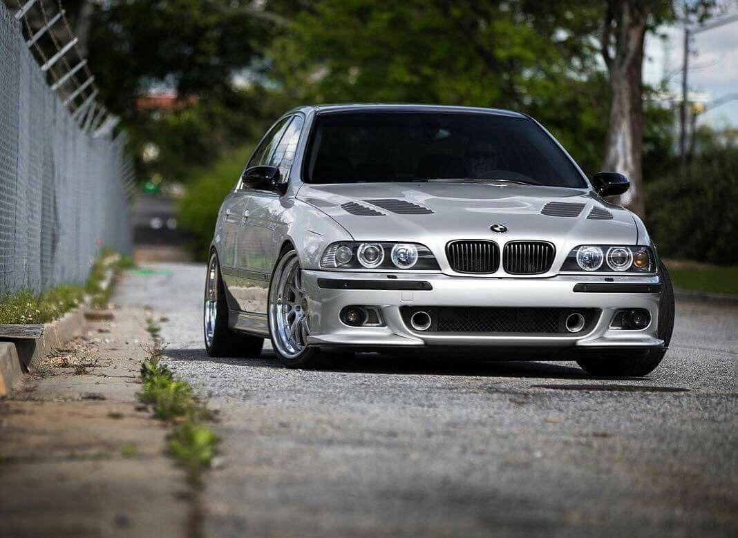 Bmw E39 M5 Silver Bmw Bmw E39 Bmw Alpina