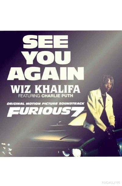 See You Agian - Wiz Khalifa ft  Charlie Puth | FAST and