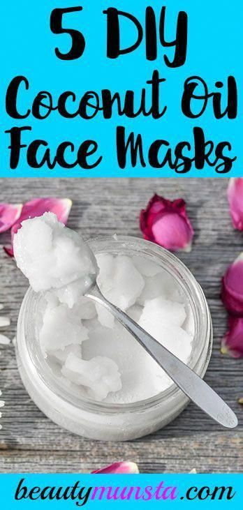 Photo of Hello beauties! Check out 5 coconut oil face mask recipes you can make for radia…
