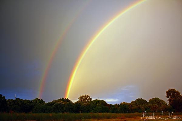 Rainbow in Garland Tx