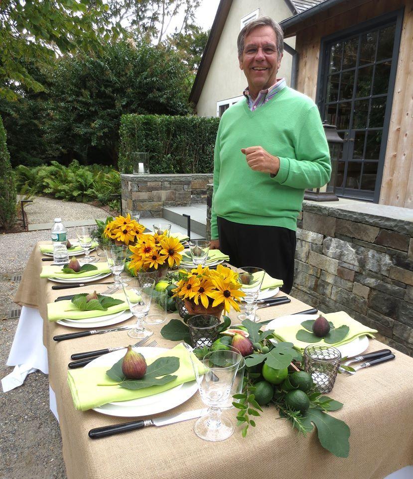 Ina Garden Table Thanksgiving