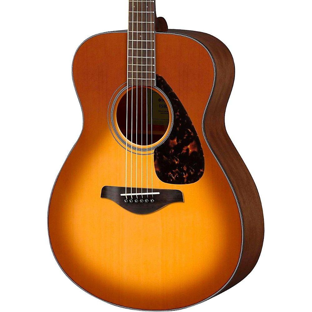 Yamaha Fs800 Folk Acoustic Guitar Ovation Guitar Semi Acoustic Guitar Acoustic Guitar