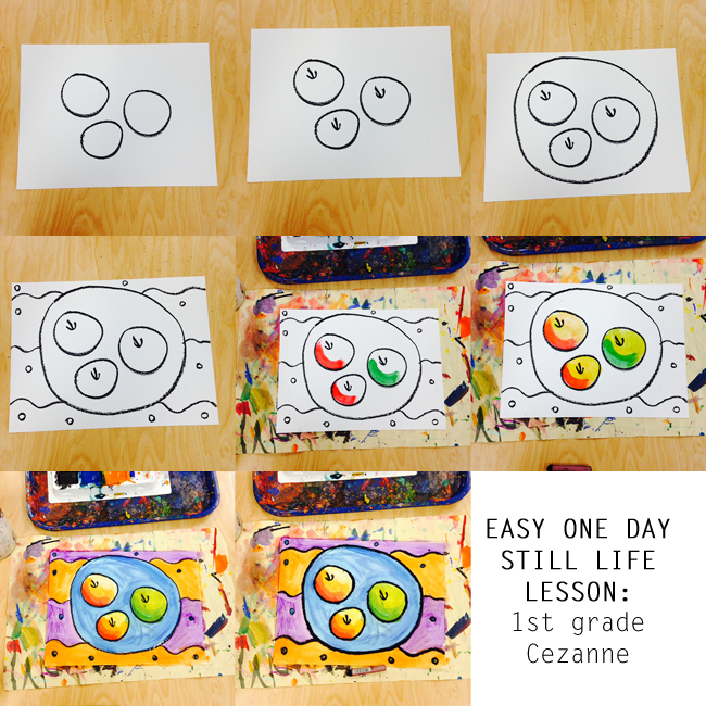 1st Day Of School Art Projects - first day of school art