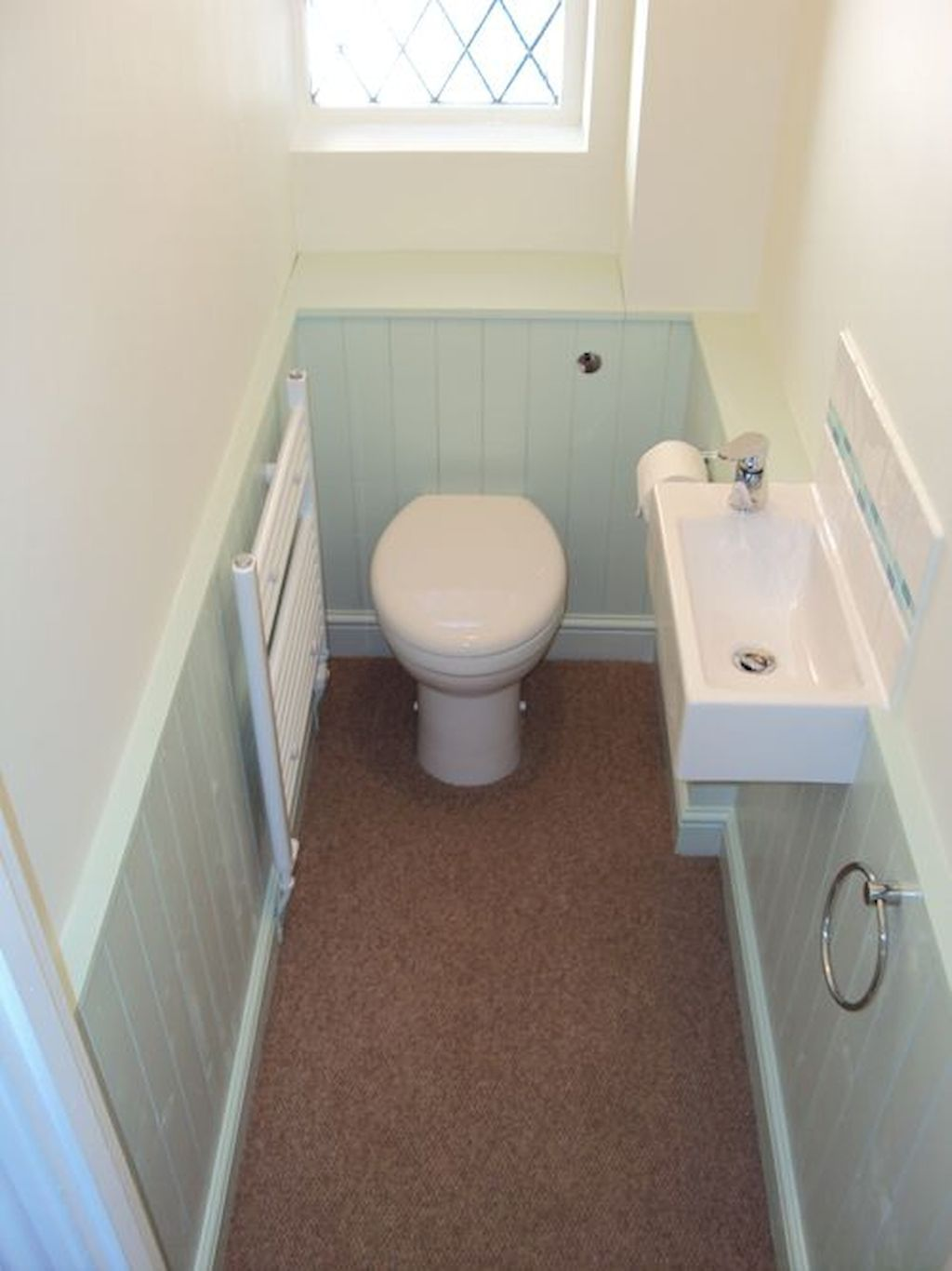 Space Saving Toilet Design For Small Bathroom Cloakroom Toilet