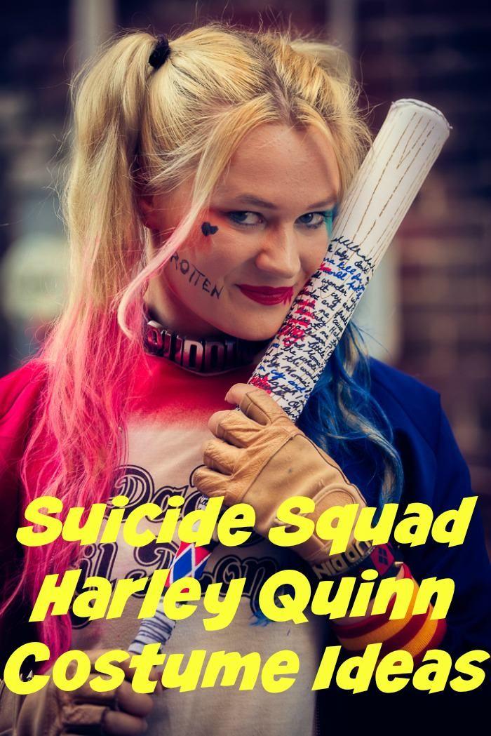 Suicide Squad Harley Quinn Costume Ideas Best Halloween Ideas for - good halloween costumes ideas