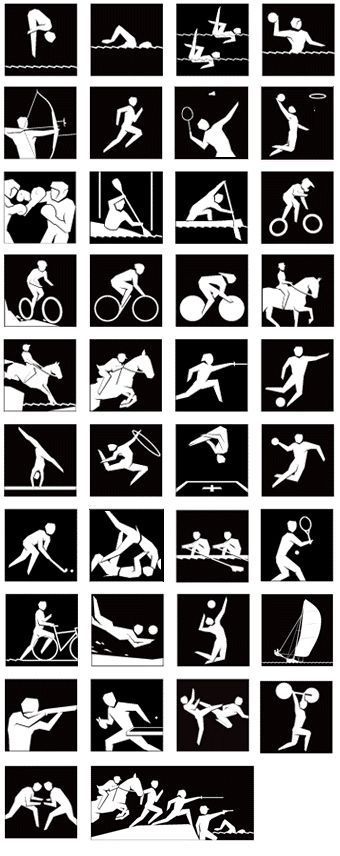 Referente por el estilo de iconos deportivos.