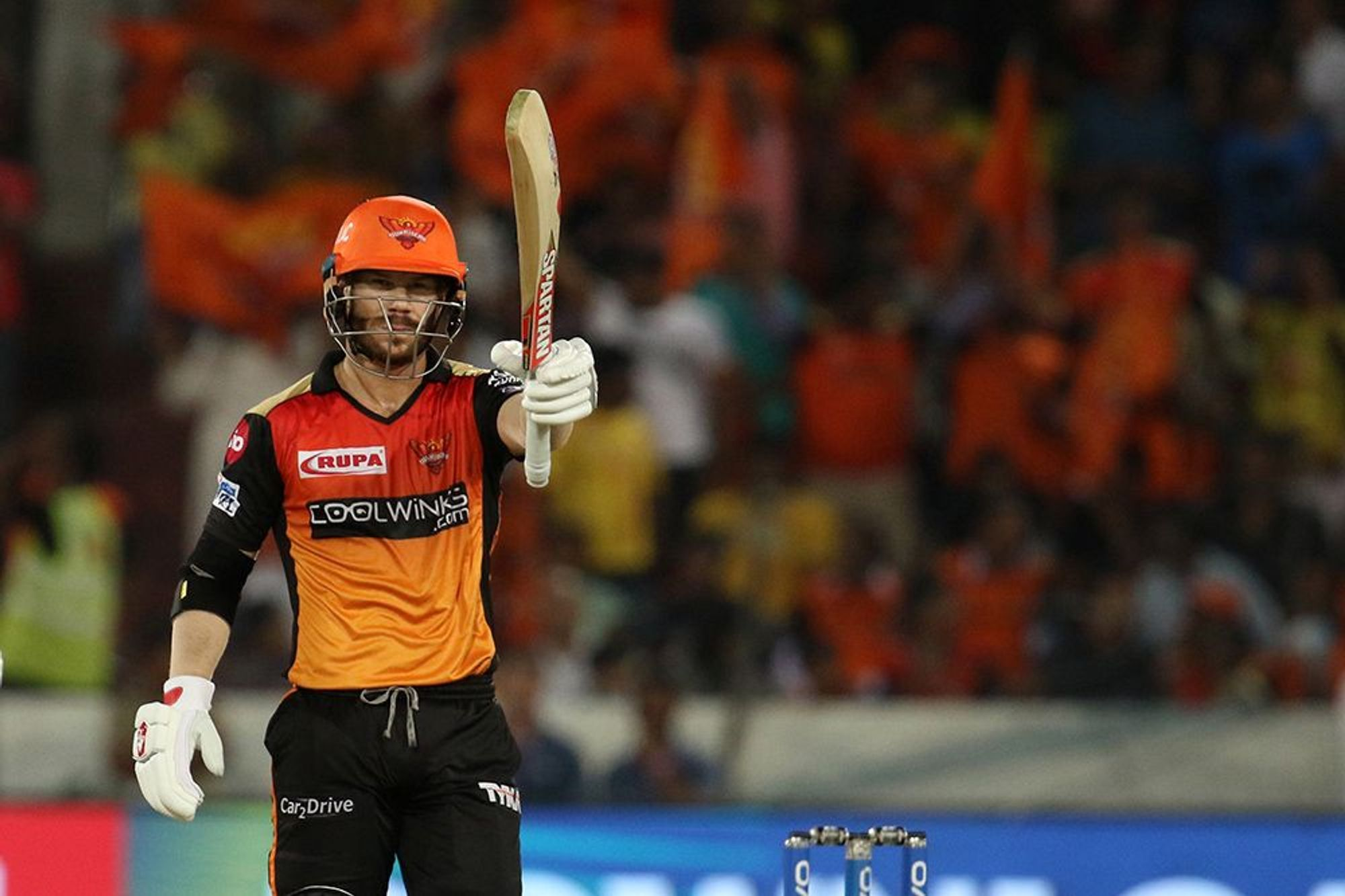 IPL 2019 David Warner Chennai super kings, Sports