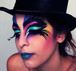 maquillajes artisticos profesionales