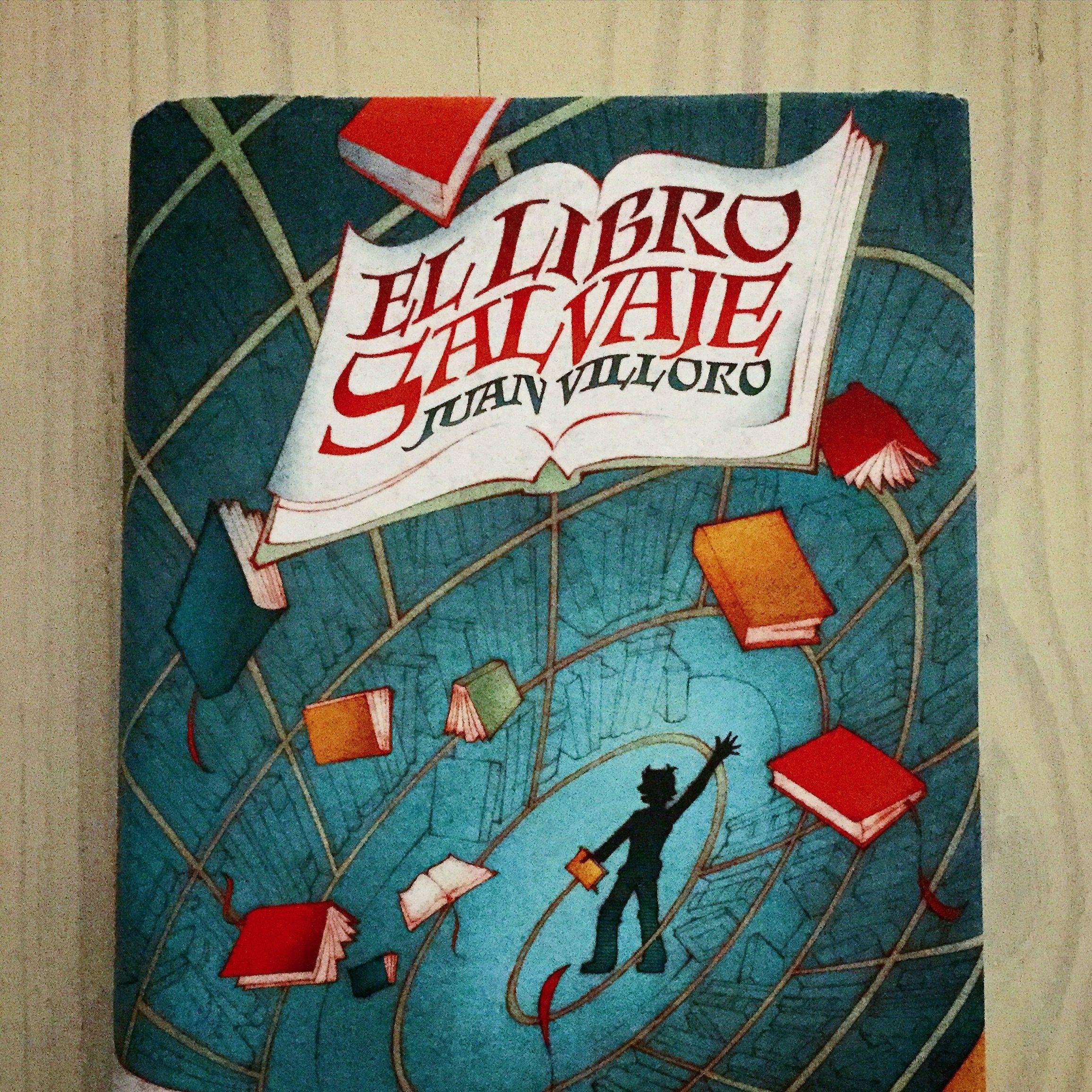 El libro salvaje, Juan Villoro