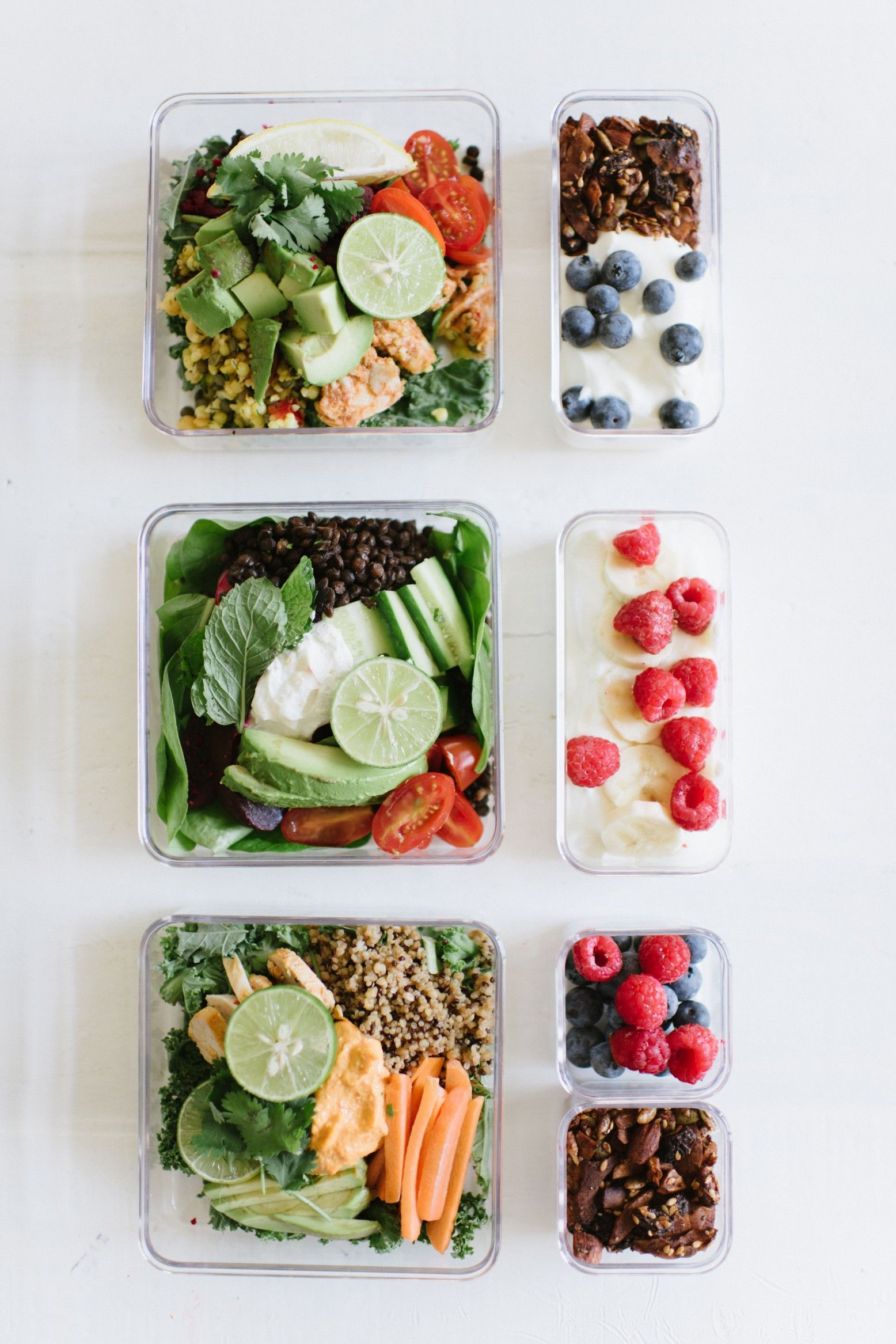 My Guide To Prepping A Healthy Lunchbox Even If Youre