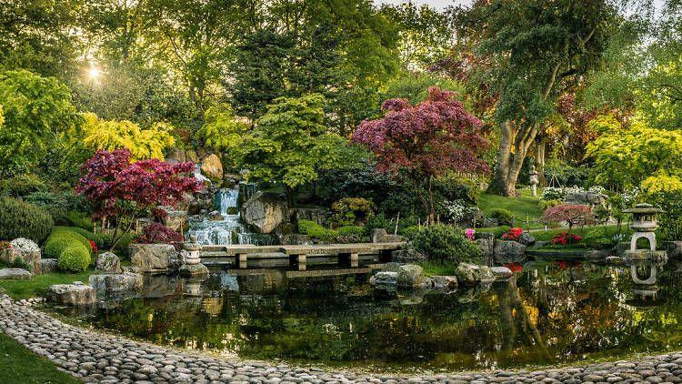 Kyoto Garden at Holland Park, London