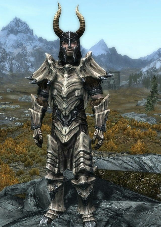 Dragon Armor In Skyrim / Raise your smithing skill to 100 easily in skyrim.