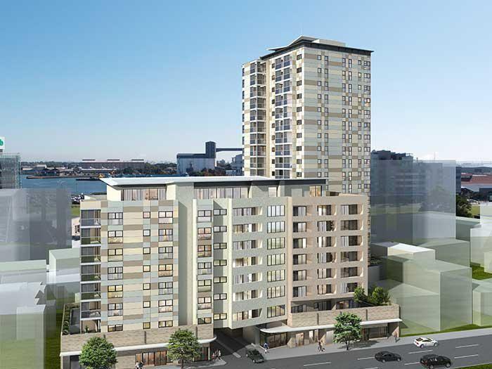 Icon Central Apartments. Newcastle ...