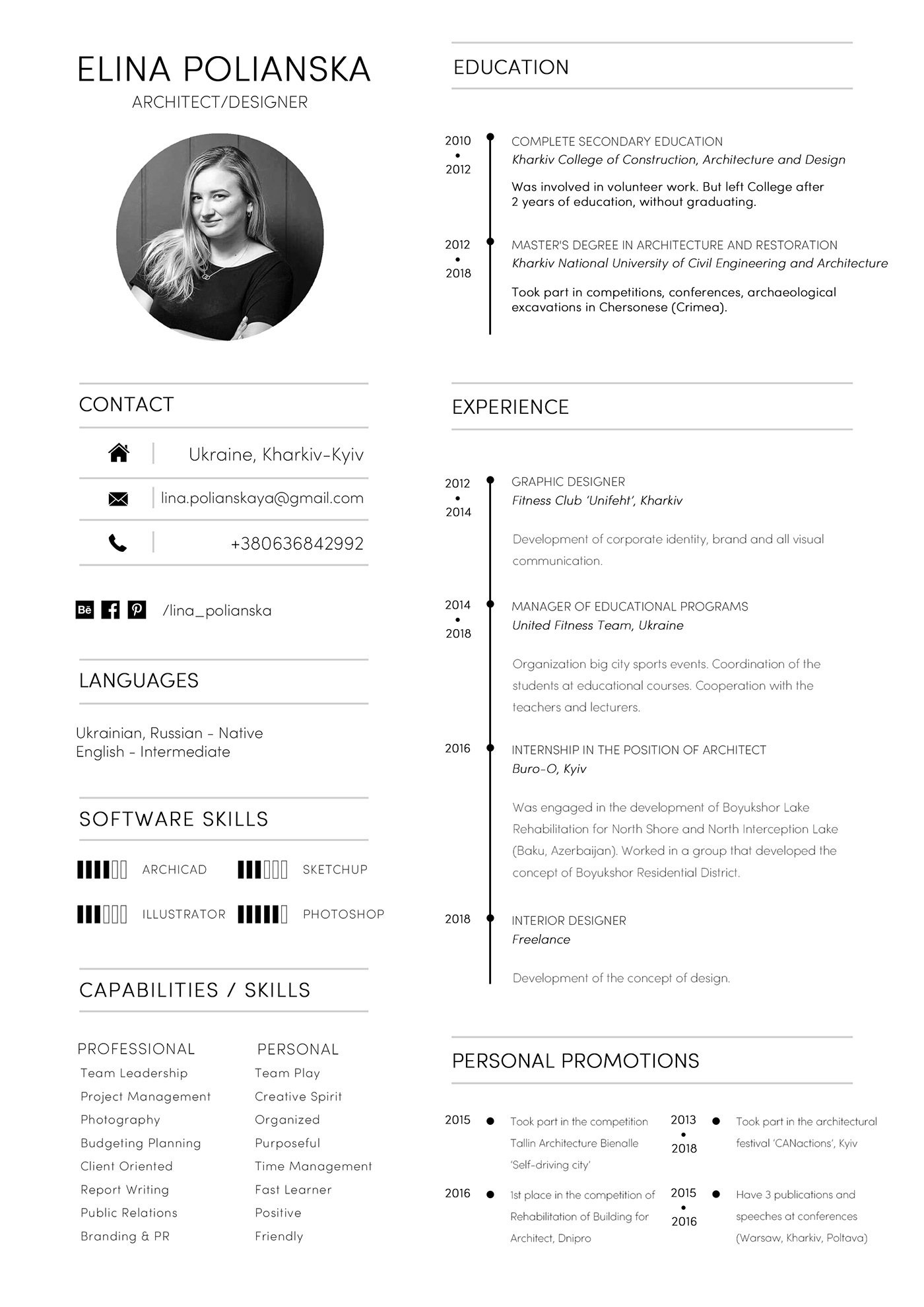 Resume Architecture Resume Portfolio Cv Architect Cv Informations About Resume Pin You Can Easily Us Architecture Resume Architect Resume Portfolio Resume