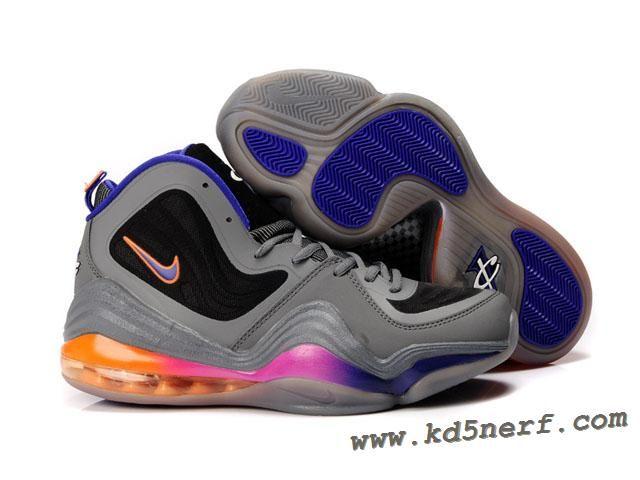 Nike Air Penny 5 Phoenix Suns Gray